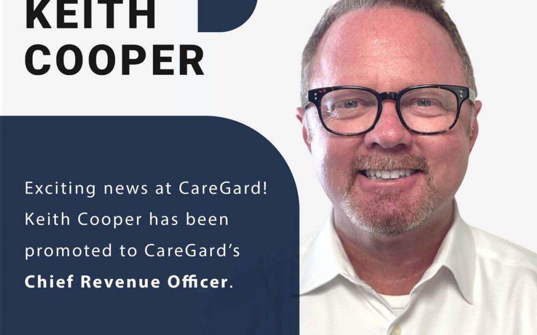 CareGard's New Chief Revenue Officer