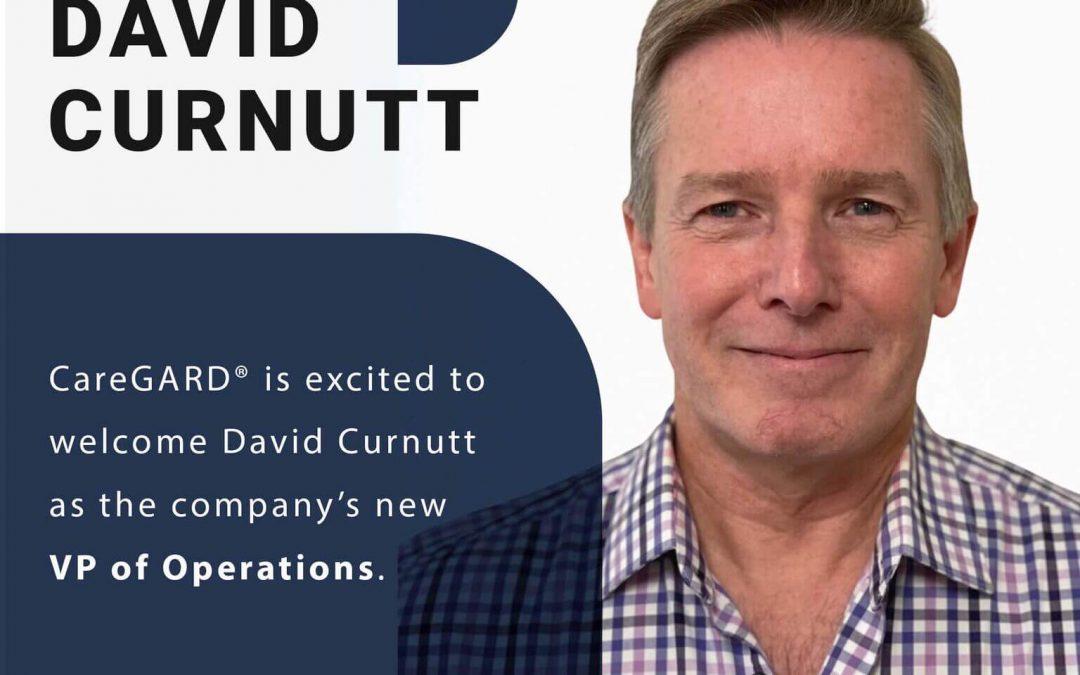 CareGard's New VP of Operations!