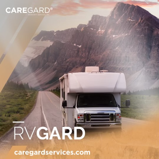 Now offering RV coverages!