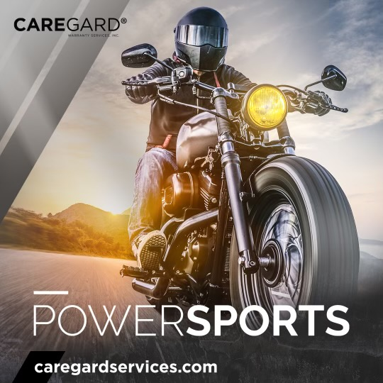 Now offering POWERSPORTS coverages!