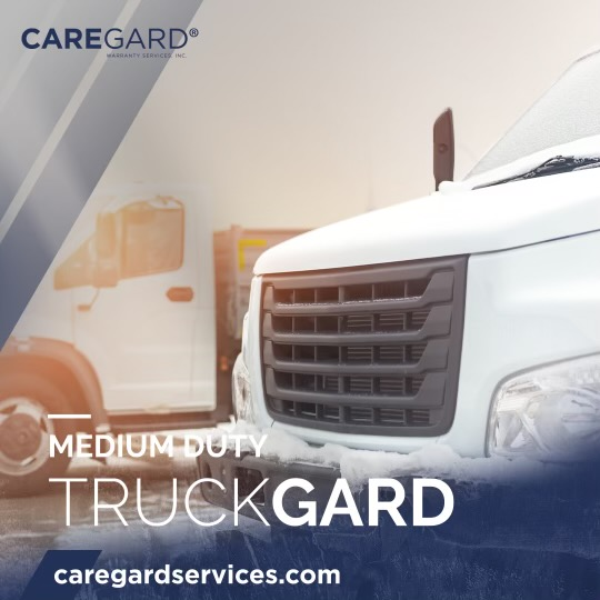 Now offering MEDIUM DUTY TRUCK coverages!